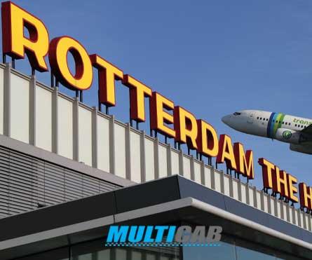 Taxi-Haarlem-Rotterdam